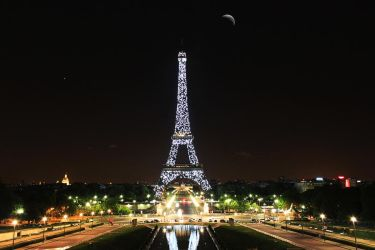 Beautiful Eiffel by cementum