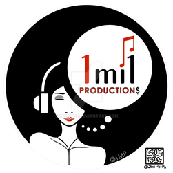 One MIL Production$ - Logo (2013)