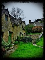 Cotswold Cottages by RicksCafe