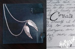 Angel Wing Jean Book by cityprincess01