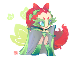 Poison Pizzacat by liea