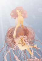 Dressy Jellyfish by Bisc-chan
