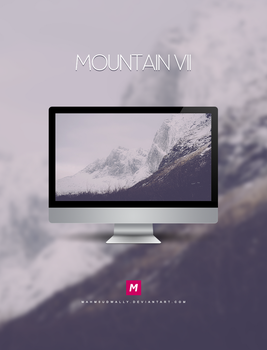 Mountain VII by Mahm0udWally