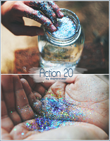 Action 20 by diastereomer