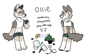 oliver reference sheet by soyyemilk