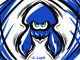 Squid by rongs1234