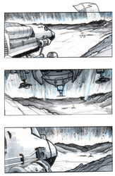 Deep Impact Storyboards by jantze