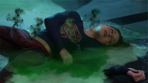 supergirl intoxicated by supergirldefeated
