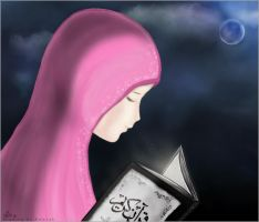 I am proud with islam by Rmanah