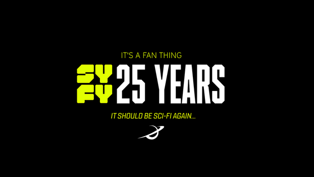 25 Years of Syfy by JPReckless2444