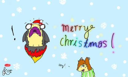 Merry Christmas 2014! by Draken-Krypto