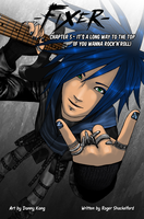Fixer Chapter 5 - It's A Long Way To The Top by KaMuiSouZou