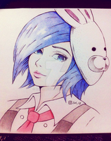 Touka Kirishima - Rabbit by Extreme001