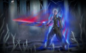 Cloud - Final Fantasy VII - Advent Children by Unreal-Forever