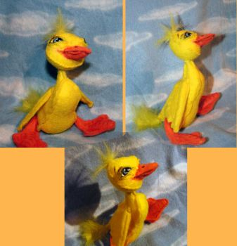 Ducky by serenity22
