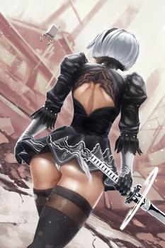 YoRHa No.2 Type B by G21MM