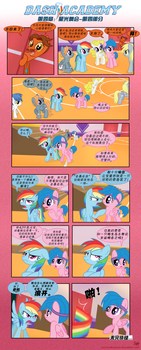 Dash Academy Chapter4 part4 (Chinese) by DoctorBasil