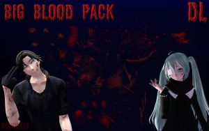 MMD Big blood texture pack DL by NiShiGara