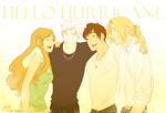 Hello Hurricane by Hubedihubbe