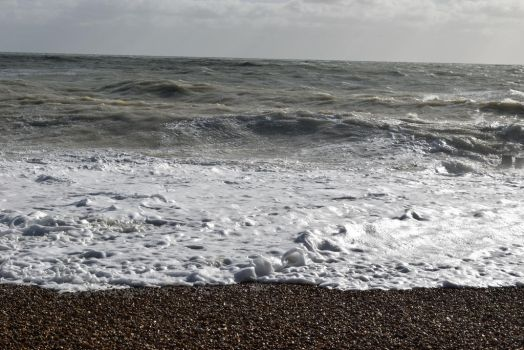 DSC 0027 Bexhill Beach by wintersmagicstock