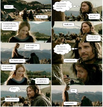Lord of the Rings- Comic 36 by ashantiwolfrider