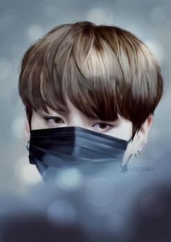 Jeon Jungkook by ninechawn