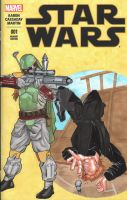 Star Wars Blank Cover 2015 by RadPencils