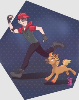 New Pokemon Adventure by TheCrownedHeart
