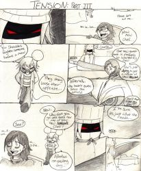 Tension: Part III Pg1 by SonicHearts