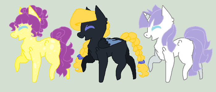Pone Adopts by Khrys-Faolan