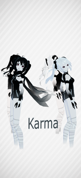 . : - _ Karma _ - : . by NastyLemon