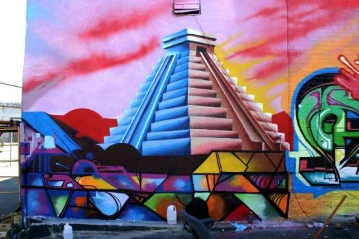 azteca by GILone