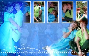 Peter and Wendy by margflower