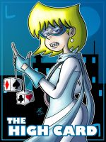 The High Card by JFMstudios