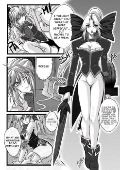 The queen of fighters CH1Pag02 by Tabe-chan