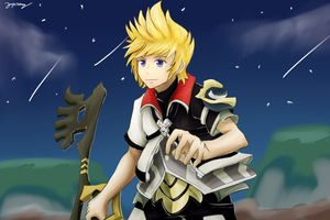 Ventus by Zaprong