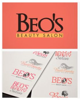 Beo's Beauty Salon - Branding by MohsinFancy