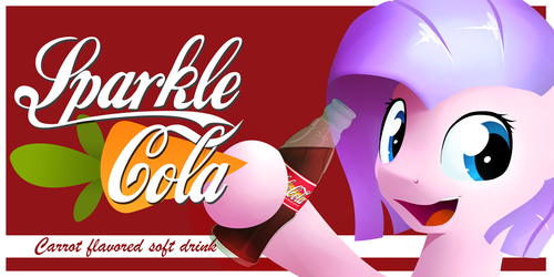 Sparkle Cola Billboard by TheOvermareStudios