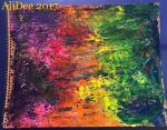 Rainbow Melted Crayons 2 by AliDee33