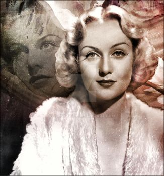 Carole Lombard by jdesigns79