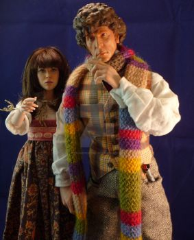 The Doctor and Sarah 2