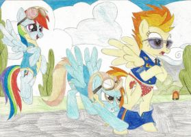 Request - Spitfire skirted by wjmmovieman