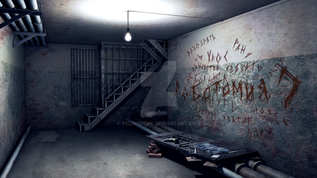 Torture basement by VelinquenT