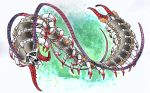 Exolution Bestiary: Scoloscura by KalinRamsey