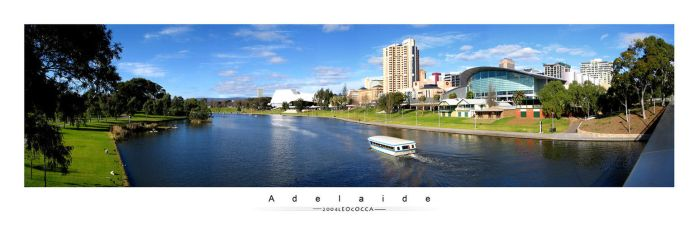 Adelaide, Torrens by subaqua