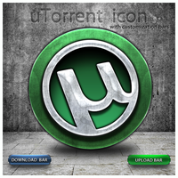 uTorrent icon by D1m22