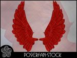 Rubin Wings by poserfan-stock