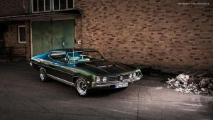 71 Torino GT by AmericanMuscle