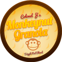 Monkeynut Granola by Echilon