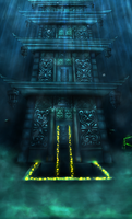 Water Temple by Fantasylover64